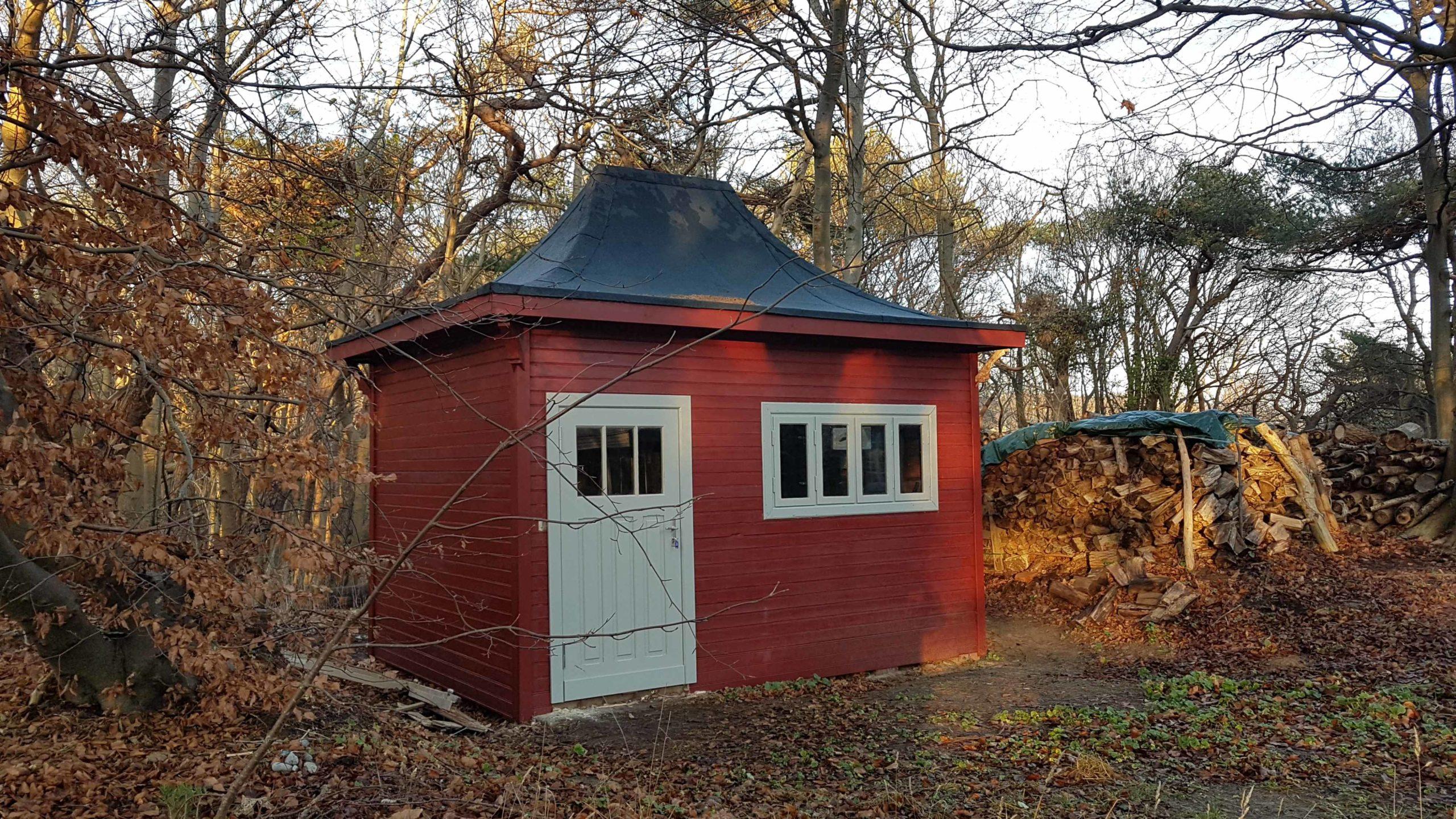 Lietzenburg Hütte1 19.12.2020